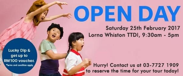 Lorna Whiston TTDI Open Day