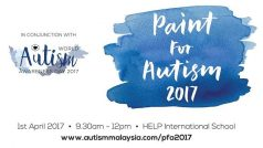 Paint For Autism 2017