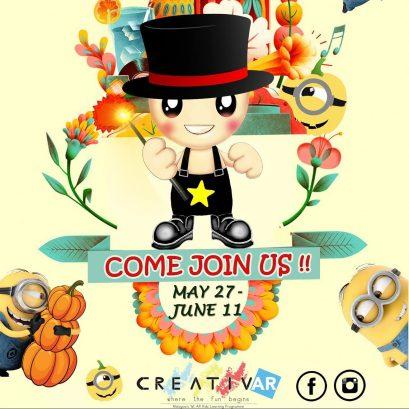 CreativeAR Holiday Program