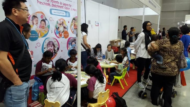 A Colorful Weekend Filled with Laughter at Smart Kids Asia Expo 2017