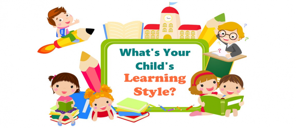 What's Your Child's Learning Style?