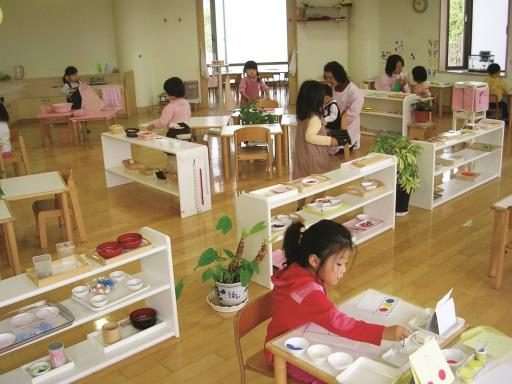 The Montessori Story - The Theories Behind A Montessori-Based Education