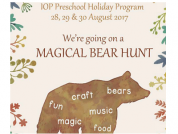 We're Going On A Magical Bear Hunt - IOP Preschool Holiday Program