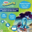 Thomas & Friends Adventures at Sunway Putra Mall