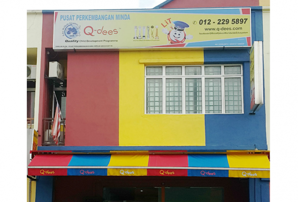 Selected Preschool: Q-dees, Puncak Jalil