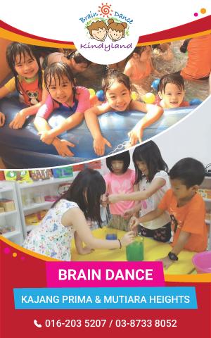 Brain Dance Kajang Prima & Mutiara Heights