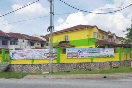 3Q MRC Puncak Jalil Kindergarten, Taman Puncak Jalil