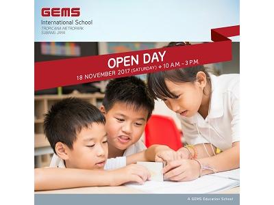 GEMS International School Open Day
