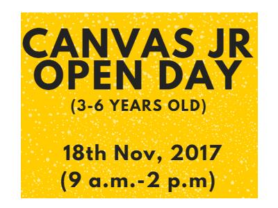 Canvas Jr Open Day (Canvas World)