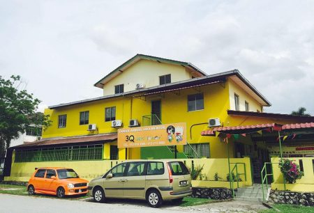 3Q MRC Junior Bandar Sri Damansara (Tadika Junior Jaya Mentor)