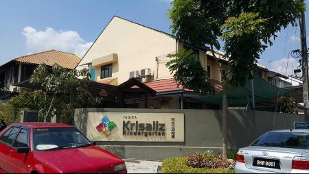 Krisaliz Kindergarten, TTDI