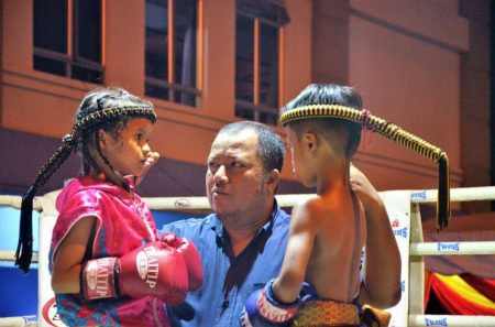 Kids Muay Thai & Selfdefense Workshop