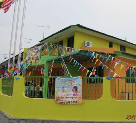 3Q MRC Junior & Toddlers First Garden Ipoh (Taska Junior Mahir)