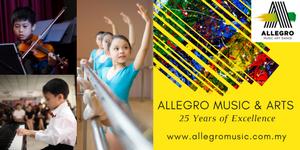 Allegro Music & Arts