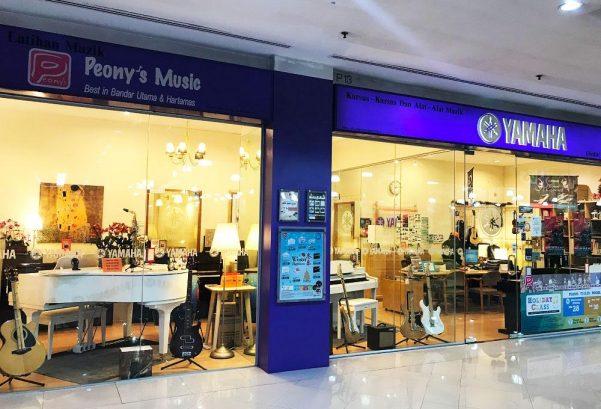 Peony's Music Sdn. Bhd. (Yamaha Music School), Sri Hartamas