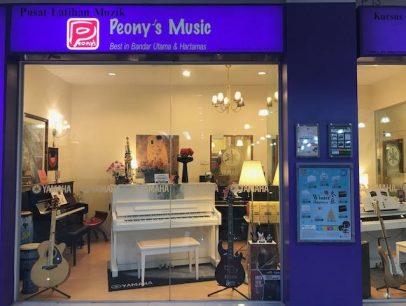 Peony's Music Sdn.Bhd.