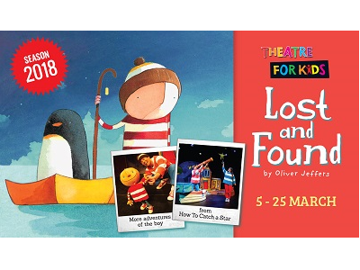 "Direct from UK: ""Lost and Found"" at PJ Live Arts!"