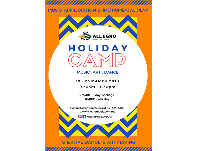 Allegro Music & Arts Holiday Camp