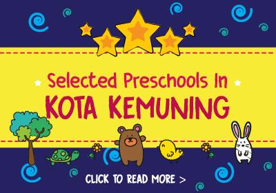Selected Preschools in Kota Kemuning