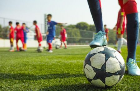 5 Reasons Why Children Should Play Sports