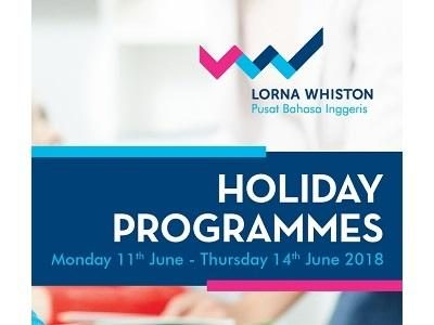 Holiday Programmes @ Lorna Whiston English Language Centre, TTDI
