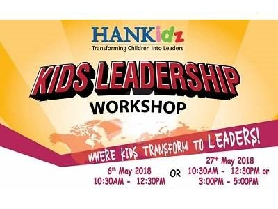 Kids Leadership Workshop @ HANKidz Academy, Kota Damansara