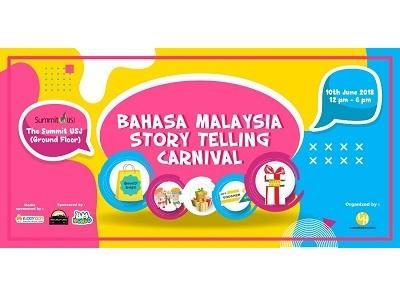 Bahasa Malaysia Story Telling Carnival