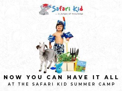 Safari Kid Summer Camp