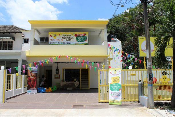 Stella Twinkle Star Wonderland Kindergarten, Bandar Sri Damansara