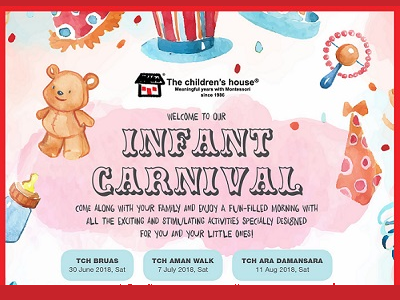 The children's house Infant Carnival