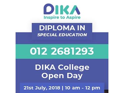 DIKA College Open Day