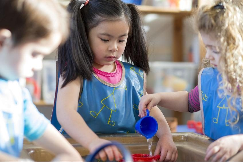 Sensory Integration in Preschools