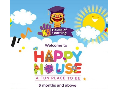 Hi-5 House of Learning - Happy House