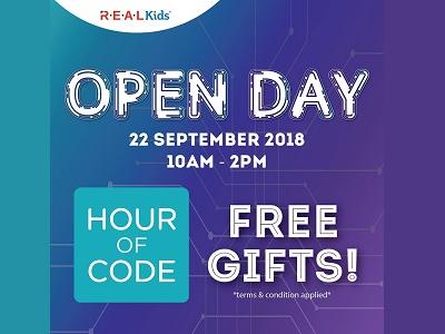 R.E.A.L Kids Open Day