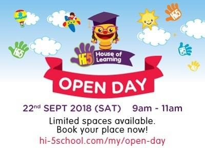 Hi-5 House of Learning - Open Day