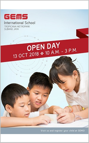 GEMS International School Open Day