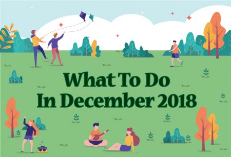 Fun Things To Do With Kids in December 2018