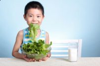 Should Kids Be Vegetarians?