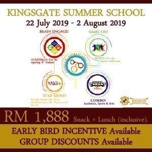 Summer School @ Kingsgate International School
