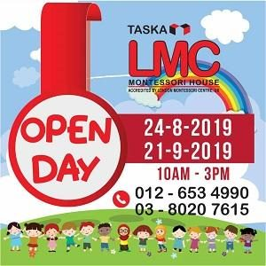 Open Day @ LMC Montessori House, Subang Jaya
