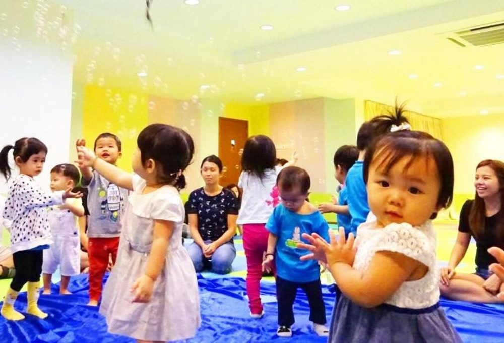 7 Mommy & Me Classes for Babies and Toddlers