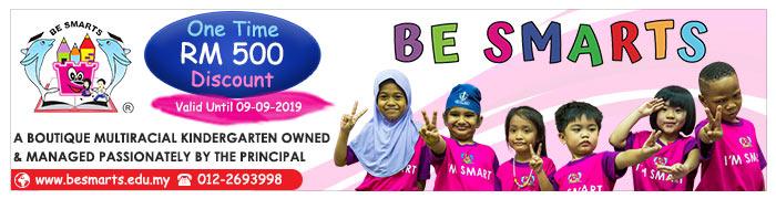 Be Smarts Kindergarten