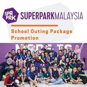 School Outing Package Promotion @ SuperPark Malaysia