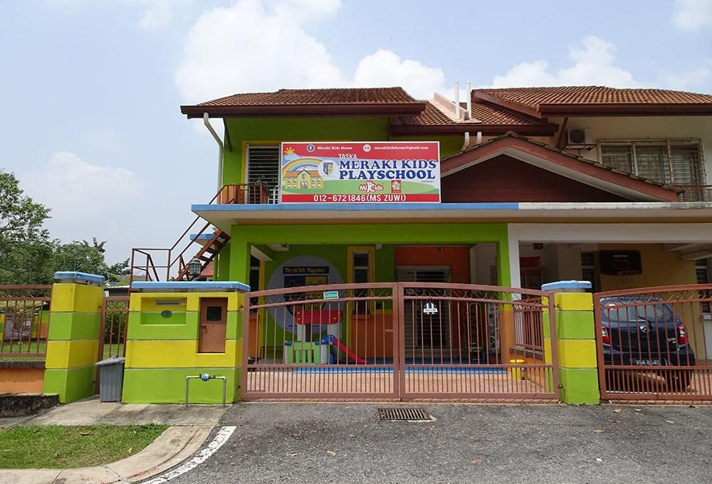 Meraki Kids Playschool, Kota Emerald, Rawang