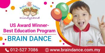 Brain Dance Mahkota Cheras