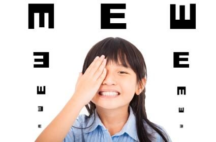 Taking Care of Your Children's Eye Health
