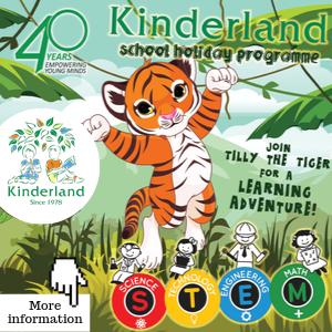 Kinderland School Holiday Programme