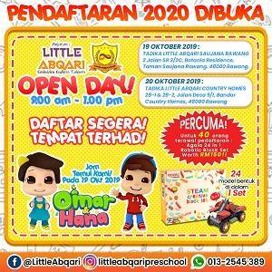 Tadika Little Abqari Open Day