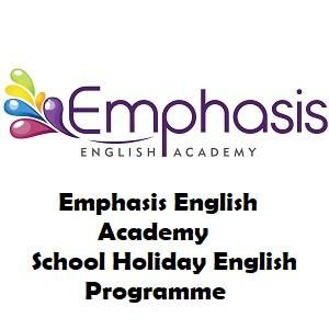 School Holiday English @ Emphasis English Academy