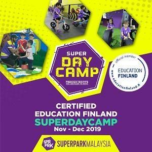 Super Day Camp @ SuperPark Malaysia, Kuala Lumpur